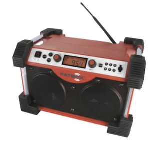 SANGEAN  Fatbox Ultra Rugged AM/FM Radio Receiver FB100 New in box $260