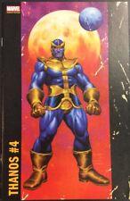 Thanos#4 Variant Cover Marvel Comics Lot Universe Jeff Lemire Mike Deodato Jusko
