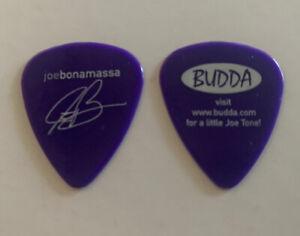 Joe Bonamassa Purple Buddha TOUR ISSUED GUITAR PICK #1
