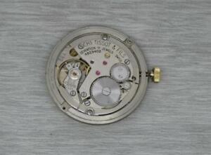 Vintage Genuine Men's Tissot Cal 782 Movement, Working order,Dial,crown