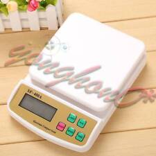 10kg/1g Portable Electronic Digital Kitchen Shipping Scale Balance SF-400A