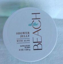 1 At The Beach Shower Jelly With Aloe Bath & Body Works 8 Oz