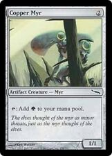 MTG Magic MRD FOIL - Copper Myr/Myr de cuivre, English/VO
