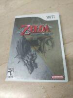 The Legend Of Zelda Twilight Princess Nintendo Wii