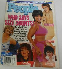 People Magazine Rosie O'Donnell & Wynonna Ryder September 1997 071714R