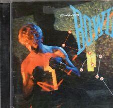 DAVID BOWIE : album LET'S DANCE - CD - édition de 1999 - TBE - PAS CHER !!!
