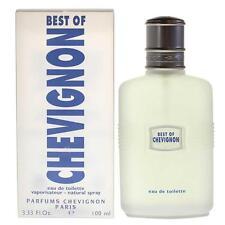 Best Of Chevignon Eau de Toilette Spray for Men 100 ml 3.4 fl.oz FREE P&P