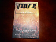 Andersonville Screenplay by David W. Rintels Inscribed and Signed