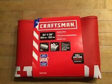 Craftsman Automotive Fender Cover Protector CMMT14184 Red