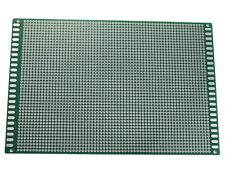 Double Sided Universal Pcb Proto Prototype Perf Board 254 Mm 1218 12 X 18 Cm