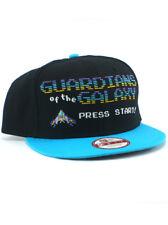 New Era Guardians Of The Galaxy 9fifty Snapback Hat Adjustable 8-Bit Marvel NWT