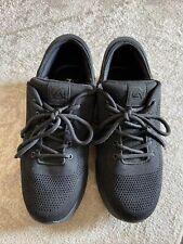 New listing Zeba Handsfree Sneakers Tennis Shoes Men's Size 9 Jet Black Slip On