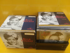 Billie Holiday - Past Perfect - 24k Gold Edition - 10 CD Box Set
