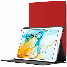 Huawei Honor Pad 5 8.0 Case Slim Light Magnetic Protective Cover Stand Red