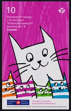Canada B26a Booklet MNH Cats, Community Foundation