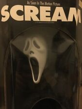Scream Ghostface Horror Collector Series Voice Changer doll