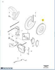 Genuine Volvo Front Brake Rotor Kit  S40 C30 31471819
