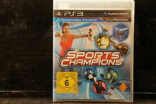 Sports Champions / Play Station 3 (still sealed)