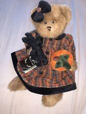 """Bearington Bears """"Trick Or Treat"""" -14"""" Collectible Bear- Sku #1800- 2002"""