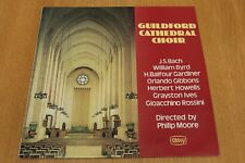 Vinyl LP - Guildford Cathedral Choir, Directed By Philip Moore - Abbey LPB 771