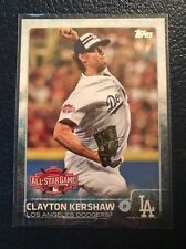 CLAYTON KERSHAW Dodgers  2016 Topps Update #US310  NM/MT+