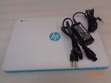 HP Chromebook 14-x010wm 14in. (16GB, 2GB) Nice! Warranty!!  Free Shipping!!!