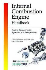 Internal Combustion Engine Handbook: Basics, Components, Systems, and Perspectiv