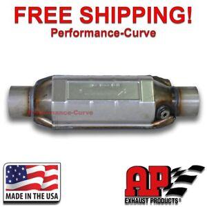 AP Exhaust Catalytic Converter - Fits 00-06 Silverado 5.3 - Left or Right