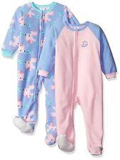 7e32cccdc Gerber Pink Polyester Sleepwear (Newborn - 5T) for Girls