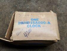 Vintage Ford Lincoln Mercury Car Clock 1970's
