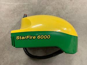 John Deere GreenStar SF6000 GPS Receiver SF1 Activation GPS Starfire