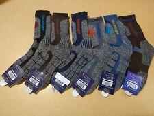 5 Pairs Slazenger Men Long Socks for Climbing/Hiking/Outdoor Sports Coolmax