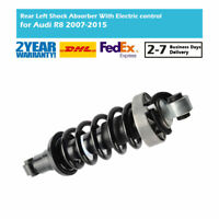 Rear Left Air Suspension Shock Absorber Fit Audi R8 Electric control 2007-2015