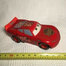 Disney Pixar Cars Fast Talkin' Lightning McQueen Programmable Talking Car