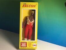 "VINTAGE MEGO SUPER HERO ACTION FIGURE 1974 MARVEL COMICS FALCON AVENGERS BOX 8"""