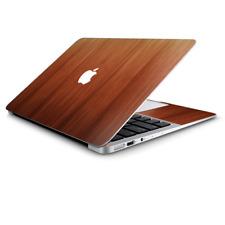 Skin Wrap for Macbook Air 11 inch  Smooth Maple Walnut Wood