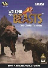 Walking With Beasts Complete BBC Series 2001 DVD Region 2