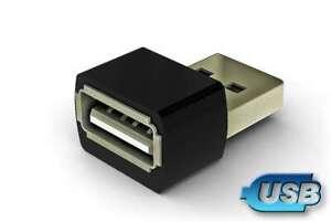Tiny USB Hardware Keylogger - KeyGrabber Forensic USB Keylogger 16MB Flash Drive