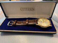 vintage citizen quartz Mens Watch