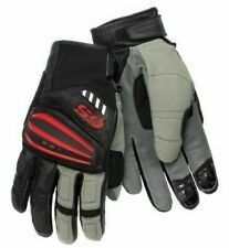 New BMW Rallye Gloves EUR 11-11.5 Black/Grey/Red #76218541218