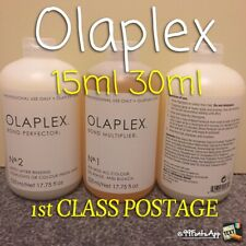 Olaplex no1(15ml) & no2(30ml)  100% Authentic.Fast & Free Post
