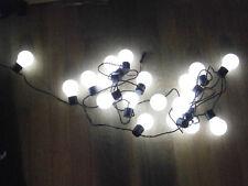 LED Christmas Lights Fairy 20 LED Globe Ball String Lamp