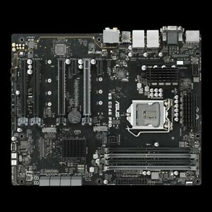 ASUS WS C246 PRO Intel C246 1151 LGA ATX M.2 Desktop Motherboard B