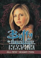 Buffy Season 2 Trading Card Set (90 Cards)