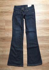 Pepe Jeans London Pimlico Bootcut Blau W25-W32 L34 Damen Hose Stretch Denim NEU