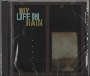 My Life In Rain - Slowburn (Allied CD 1997) SEALED Dischord style Post-hardcore