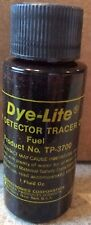 Leak Tracer Dye TP-3700 For Gas, Diesel Fuel Systems, Hydro, Trans, Coolant 1oz