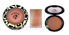 W7 The Bronzer Matte Compact Bronzing Powder Contour Makeup