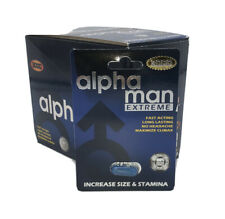 APLHA MAN  30000 Sex Pills Male Enhancement Stimulant Sex Performance 4 For $15