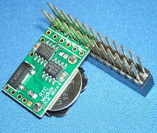 Real Time Clock (RTC) Para Raspberry Pi Con 26 Pin Passthru Pins ajustada